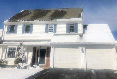 Braintree Condo/Townhouse For Sale: 605 Middle St #22
