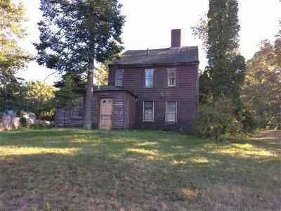 Ipswich Single Family Home For Sale: 61 Turnpike Road