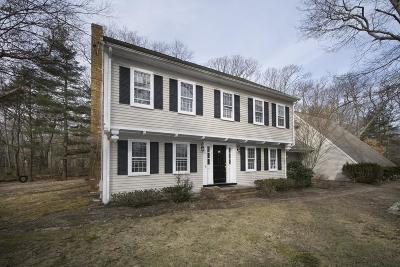 Scituate Single Family Home Under Agreement: 16 Border St