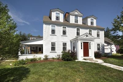 Hingham Single Family Home For Sale: 220 Prospect Street