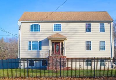 Brockton Single Family Home For Sale: 211 Cross Street