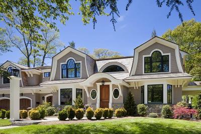 Wellesley Single Family Home For Sale: 36 Allen Road