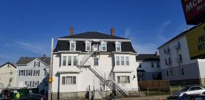 Fall River Multi Family Home For Sale: 1852 S Main St