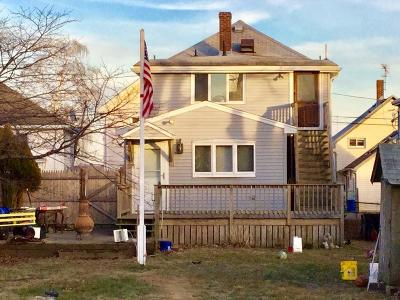 Quincy Multi Family Home For Sale: 13 Homestead