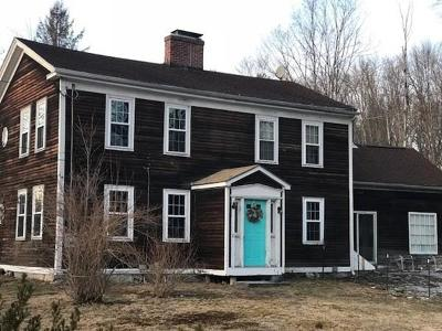 Belchertown Single Family Home For Sale: 100 Federal