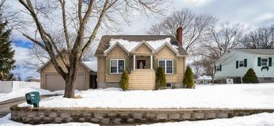 Cohasset, Weymouth, Braintree, Quincy, Milton, Holbrook, Randolph, Avon, Canton, Stoughton Single Family Home Under Agreement: 16 Worcester Pl