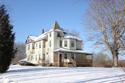 Norton MA Multi Family Home For Sale: $549,900
