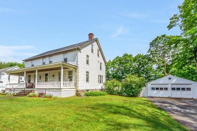 Auburn Single Family Home Contingent: 129 Central St