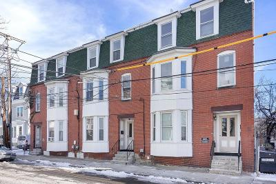 Somerville Multi Family Home For Sale: 5-9 School St/2 Quincy St
