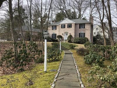 Wellesley Single Family Home For Sale: 75 Old Farm Road