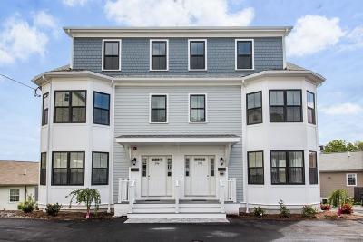 Boston MA Condo/Townhouse Contingent: $818,000