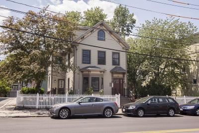Somerville Condo/Townhouse For Sale: 102 Beacon St #2