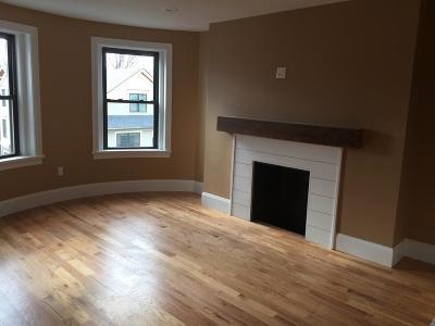 Brookline Rental For Rent: 32 Linden Street #3