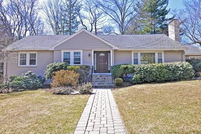 Newton Single Family Home For Sale: 7 Spaulding Lane
