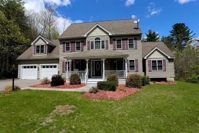 Ware Single Family Home For Sale: 45 Old Poor Farm Road