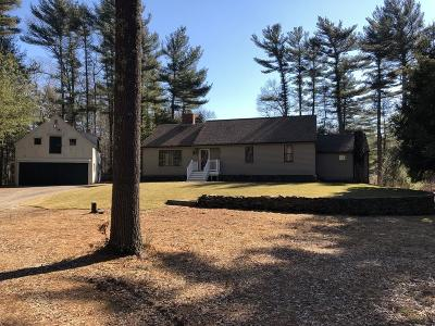 Duxbury Single Family Home For Sale: 605 Franklin