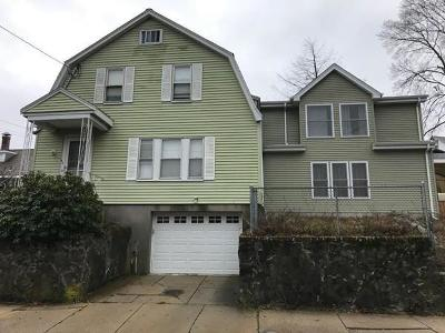 Malden Rental For Rent: 48 Glen Rock Ave #1