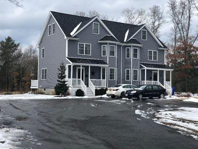 Taunton Single Family Home For Sale: 22r Russell Street #B