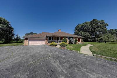 Cumberland Single Family Home For Sale: 2686 Diamond Hill Road