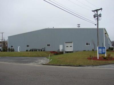 RI-Providence County Commercial For Sale: 45 Industrial Rd #209