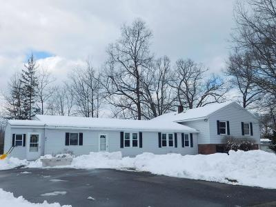 MA-Worcester County Commercial For Sale: 47 Clews Street