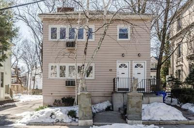 Brookline Rental For Rent: 45 Winslow Rd. #1