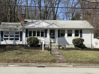 Lynnfield MA Single Family Home For Sale: $579,000