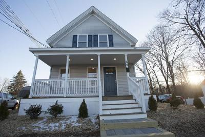 Brockton Single Family Home For Sale: 65 Thatcher St