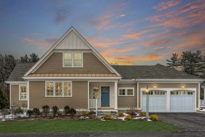 Concord Single Family Home Under Agreement: 2 Sweet Birch Lane #2