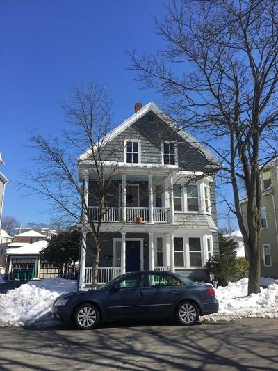 Lynn Multi Family Home Contingent: 61 New Park St