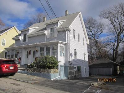 Quincy Multi Family Home For Sale: 46-48 Buckley Street