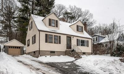 Reading Single Family Home Under Agreement: 323 West St