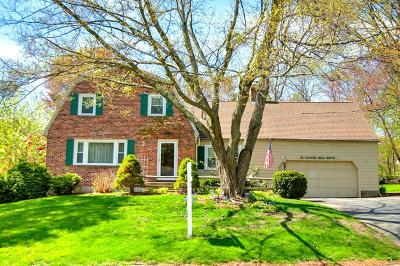 chelmsford Single Family Home For Sale: 25 Clover Hill Dr