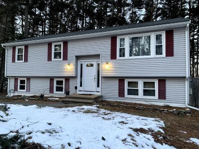 Billerica Single Family Home For Sale: 8 Shedd Rd