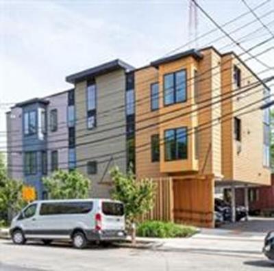 Cambridge Condo/Townhouse For Sale: 54 Bay State #4