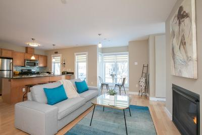 Cambridge Condo/Townhouse Price Changed: 54 Bay State Rd #1