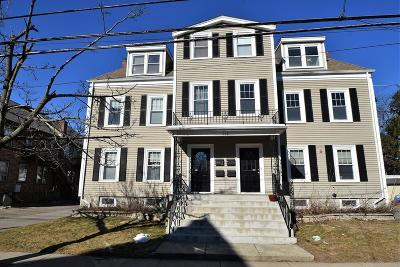 Waltham Condo/Townhouse For Sale: 138 Robbins St #1