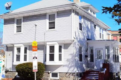 Quincy Multi Family Home For Sale: 168 -170 Centre Street