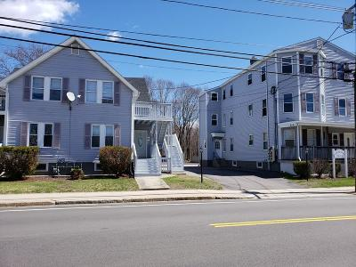 Attleboro Multi Family Home For Sale: 236 & 240 South Main St