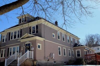 Methuen, Lowell, Haverhill Multi Family Home For Sale: 39 Frothingham St