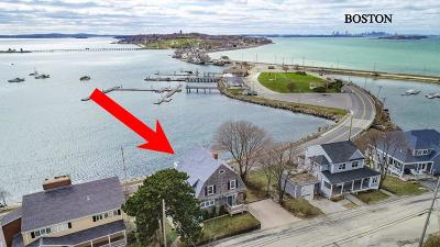 Hull Single Family Home For Sale: 909 Nantasket Ave