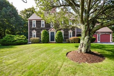 Plymouth Single Family Home For Sale: 2 Winding Way