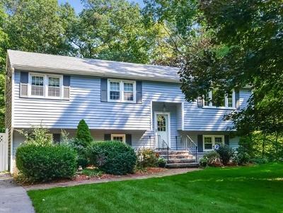 Easton Single Family Home For Sale: 165 Massapoag Avenue