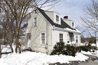 Framingham Single Family Home For Sale: 7 McLaughlin St