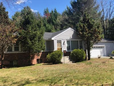 Sudbury Single Family Home For Sale: 568 North Rd