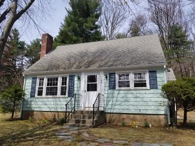 Northborough Single Family Home For Sale: 152 Northgate Road