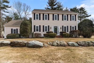 Easton Single Family Home For Sale: 2 Erin Pl