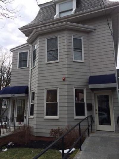 Somerville Rental For Rent: 208 Holland St #2