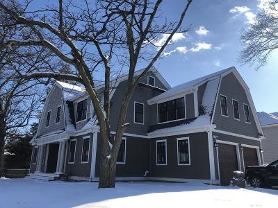 Newton Single Family Home For Sale: 57 Walnut St