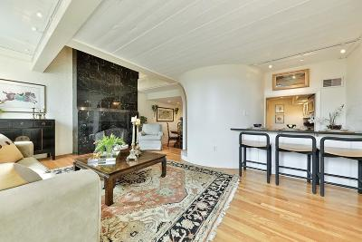 Condo/Townhouse For Sale: 124 Beacon Street #6F